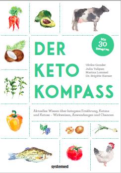 Der Keto-Kompass, das deutschsprachige Standardwerk